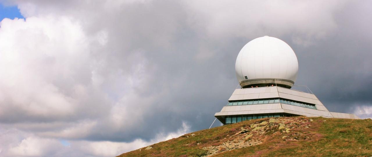 Radar longue portée
